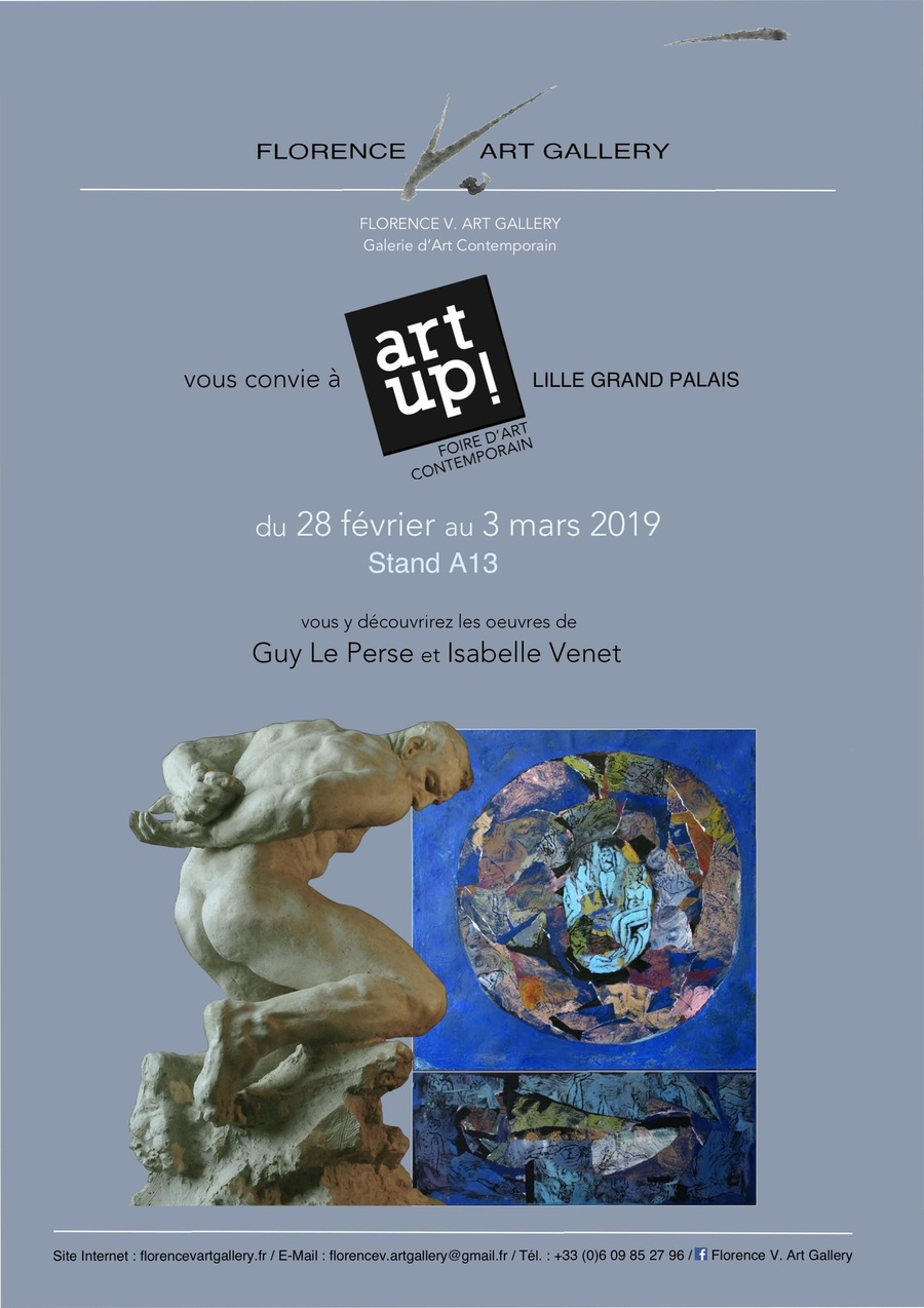 exposition art-up lille 2019