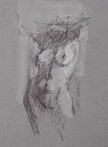 dessin à la craie