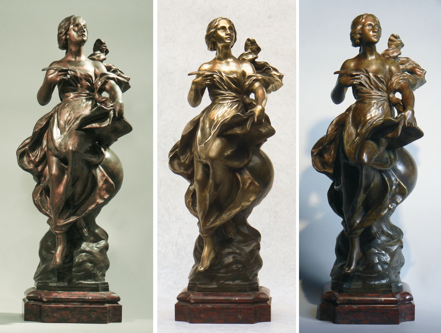 bronze restauration