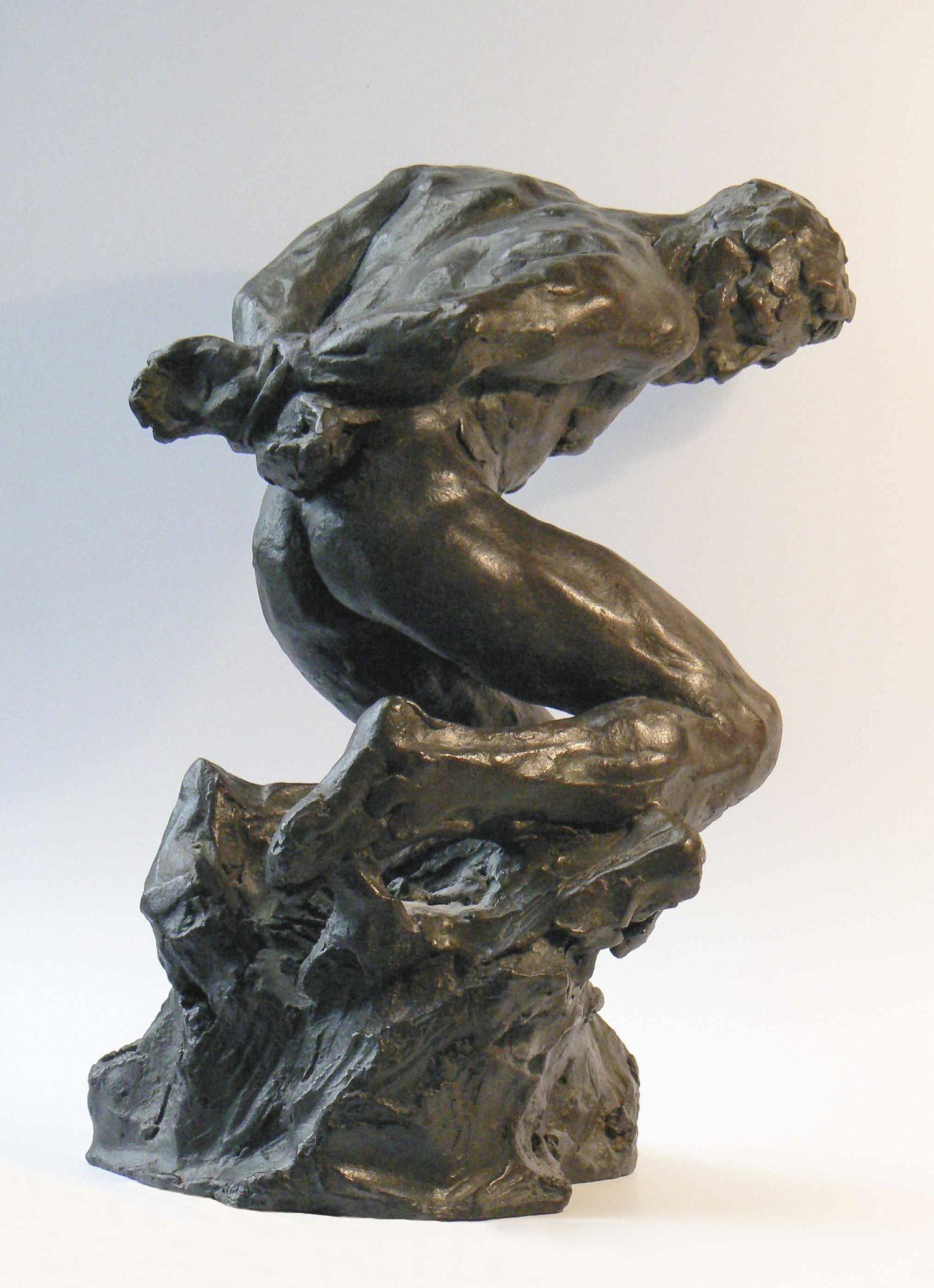 Sculpture d'un esclave