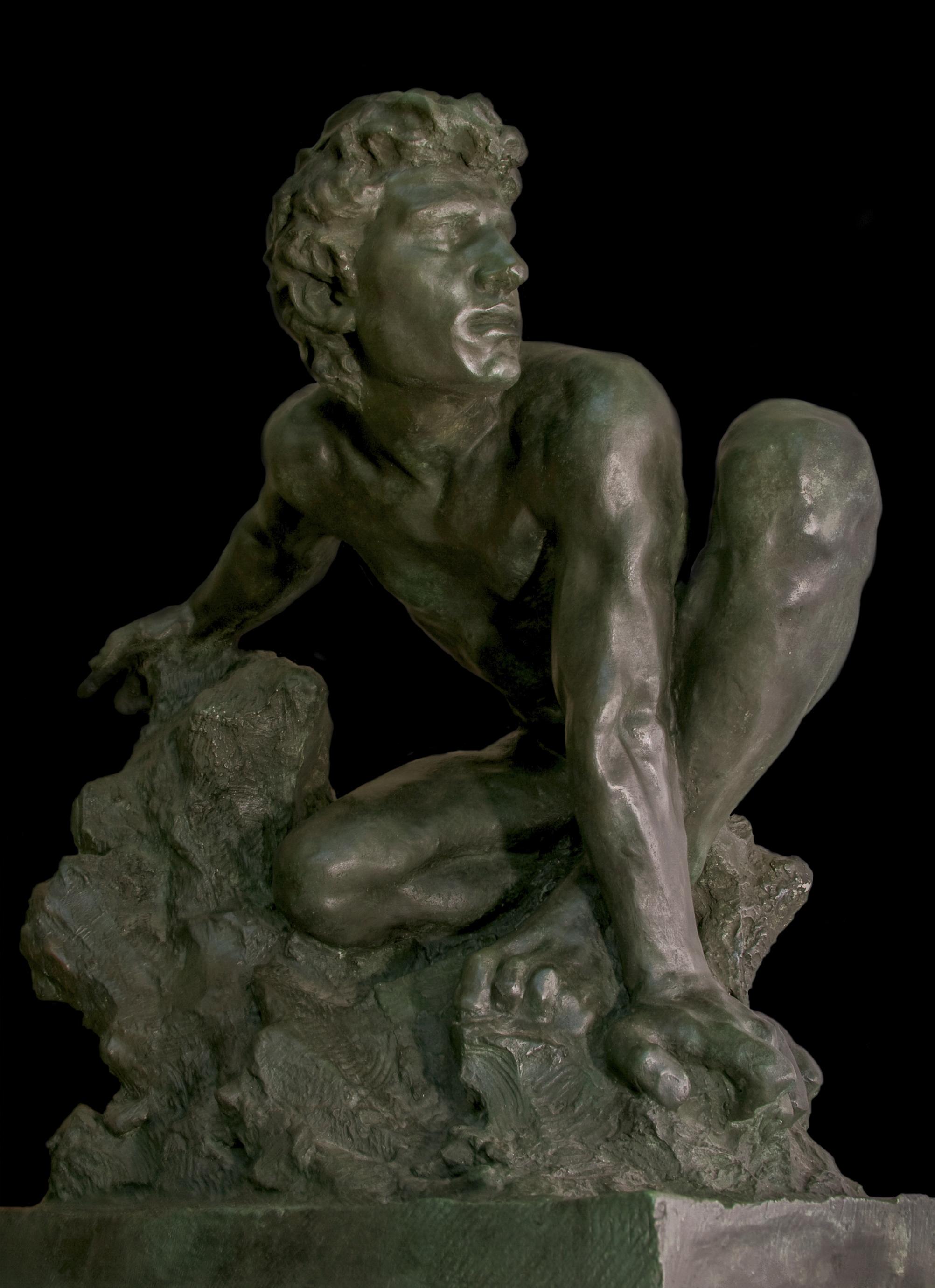 statue de Adam