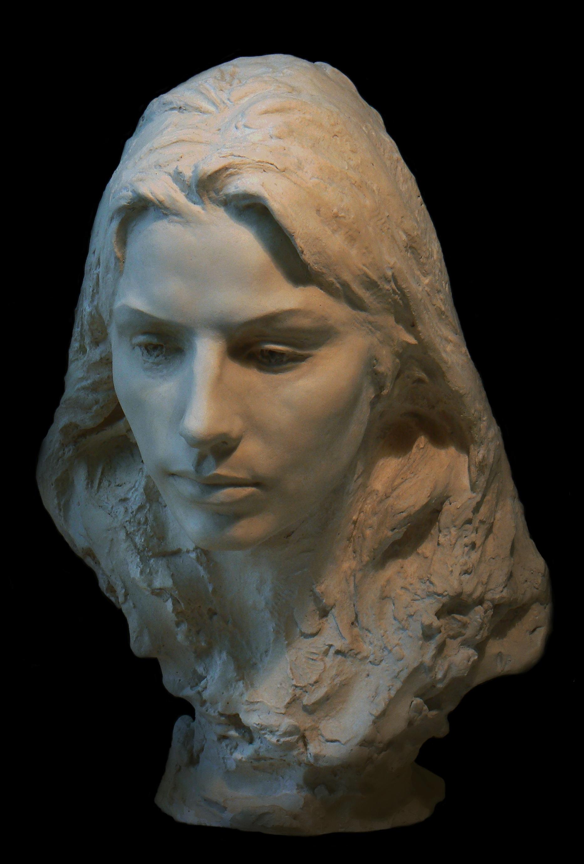 étude pour la statue de rose valland